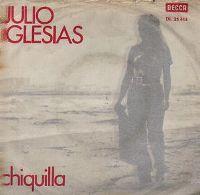 Cover Julio Iglesias - Chiquilla
