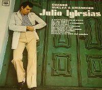 Cover Julio Iglesias - Cuando vuelva a amanecer