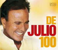 Cover Julio Iglesias - De Julio 100