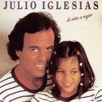Cover Julio Iglesias - De niña a mujer
