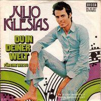 Cover Julio Iglesias - Du in deiner Welt