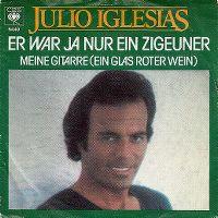 Cover Julio Iglesias - Er war ja nur ein Zigeuner