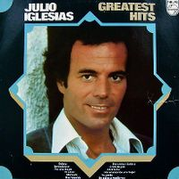 Cover Julio Iglesias - Greatest Hits