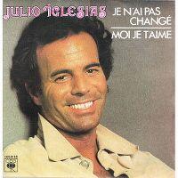 Cover Julio Iglesias - Je n'ai pas changé