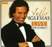 Cover Julio Iglesias - Live From Los Angeles
