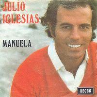 Cover Julio Iglesias - Manuela