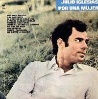 Cover Julio Iglesias - Por una mujer
