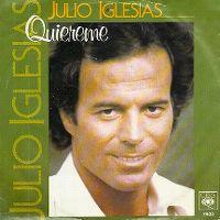 Cover Julio Iglesias - Quiereme