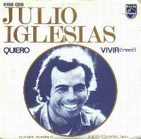Cover Julio Iglesias - Quiero