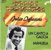 Cover Julio Iglesias - Un canto a Galicia