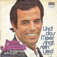 Cover Julio Iglesias - Und das Meer singt sein Lied