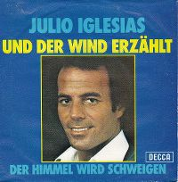 Cover Julio Iglesias - Und der Wind erzählt