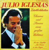 Cover Julio Iglesias - Zärtlichkeiten