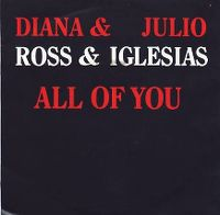 Cover Julio Iglesias & Diana Ross - All Of You