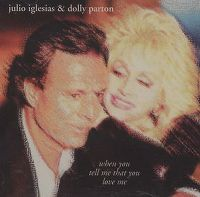Cover Julio Iglesias & Dolly Parton - When You Tell Me That You Love Me