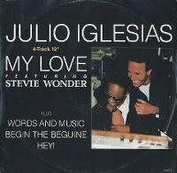 Cover Julio Iglesias feat. Stevie Wonder - My Love