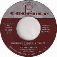Cover Julius La Rosa - Suddenly There's A Valley