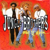 Cover Jungle Brothers - What 'U' Waitin... '4'?