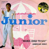Cover Junior - Mama Used To Say