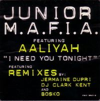 Cover Junior M.A.F.I.A. feat. Aaliyah - I Need You Tonight