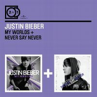 Cover Justin Bieber - My Worlds + Never Say Never