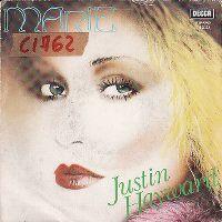 Cover Justin Hayward - Marie