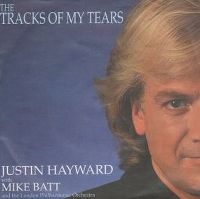 Cover Justin Hayward with Mike Batt And The London Philharmonic Orchestra - The Tracks Of My Tears