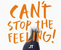 Cover Justin Timberlake - Can't Stop The Feeling!
