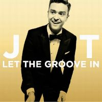Cover Justin Timberlake - Let The Groove Get In