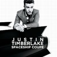 Cover Justin Timberlake - Spaceship Coupe