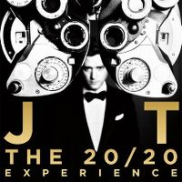 Cover Justin Timberlake - The 20/20 Experience