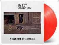 Cover JW Roy & The Royal Family - A Room Full Of Strangers