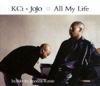 Cover K-Ci & JoJo - All My Life