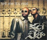 Cover K-Ci & JoJo - Tell Me It's Real