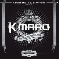 Cover K-Maro - Platinum Remixes