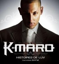 Cover K-Maro feat. Shy'm - Histoires de luv