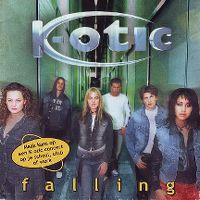 Cover K-Otic - Falling
