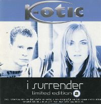 Cover K-Otic - I Surrender