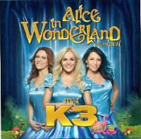 Cover K3 - Alice in Wonderland
