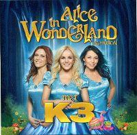 Cover K3 - Alice in Wonderland