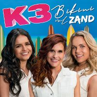 Cover K3 - Bikini vol zand