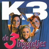 Cover K3 - De 3 biggetjes