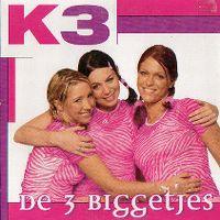 Cover K3 - De 3 biggetjes
