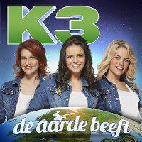Cover K3 - De aarde beeft