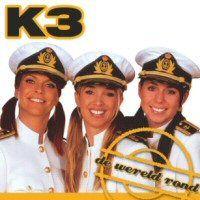 Cover K3 - De wereld rond