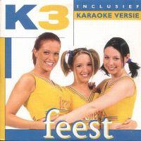 Cover K3 - Feest