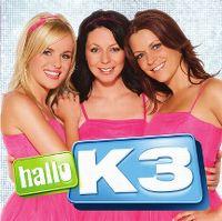 Cover K3 - Hallo K3