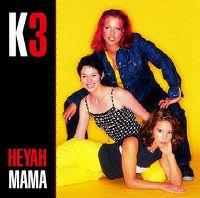 Cover K3 - Heyah mama