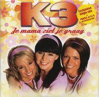 Cover K3 - Je mama ziet je graag