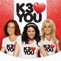 Cover K3 - K3 Loves You